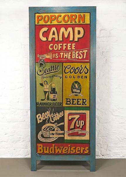 Vintage Retro Schrank