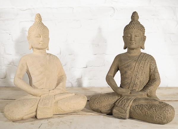 Buddha Steinguss, Natur