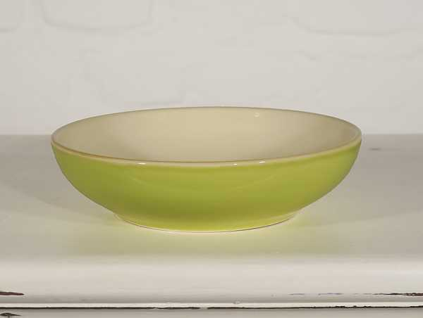 Keramik Suppenteller