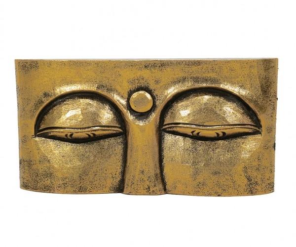 Relief Buddhas Eye