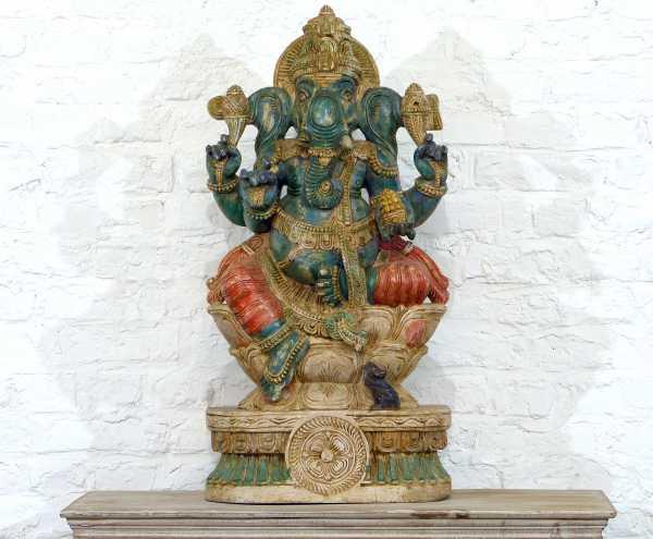 Ganesha Gott der Glückseligkeit