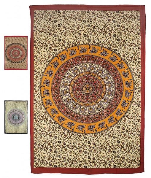 "Mandala ""Traditional"" Tagesdecke"