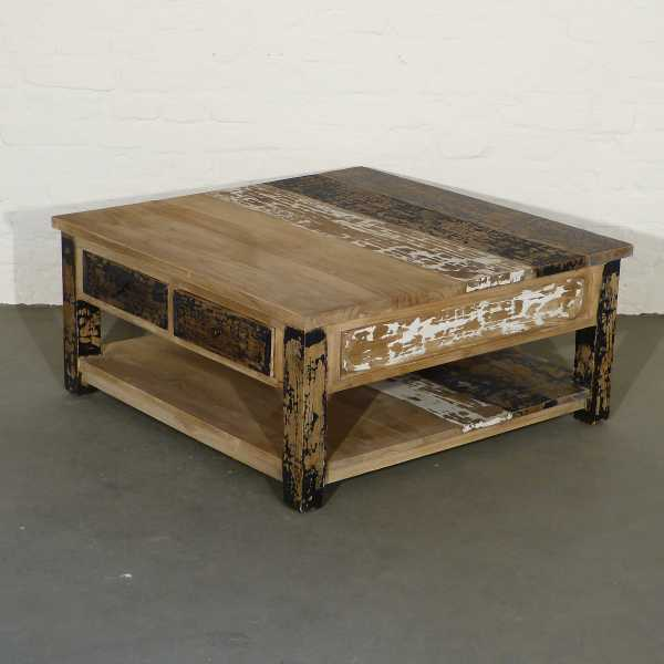 Coffee-Table Shabby Chic Tisch Couchtisch