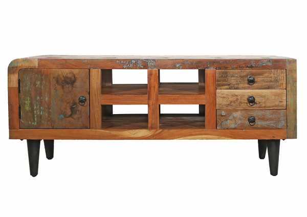 Lowboard TV Konsole Recycle Holz