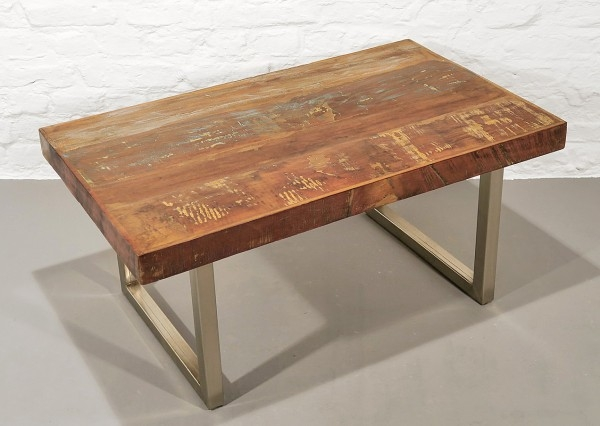 Coffeetable Recycle Holz