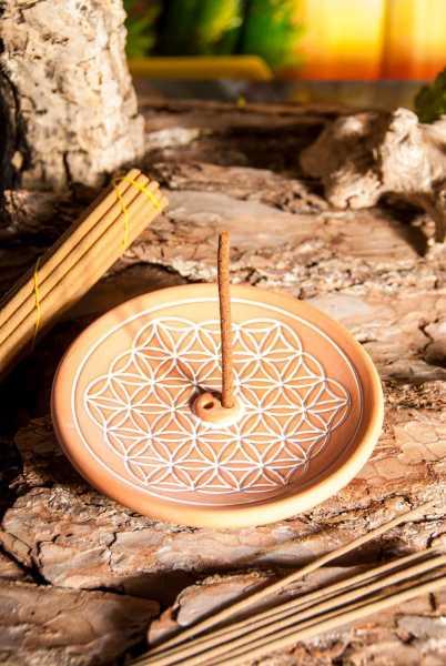 Räucherhalter aus Keramik