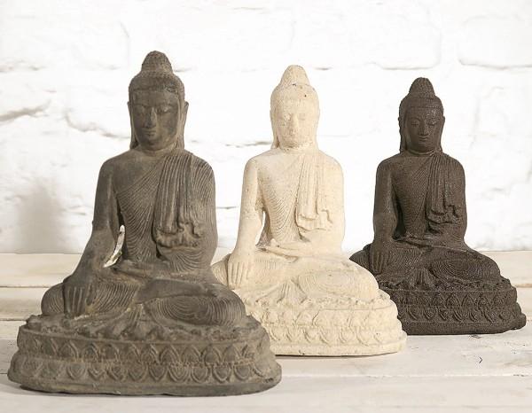 Buddha Steinguss