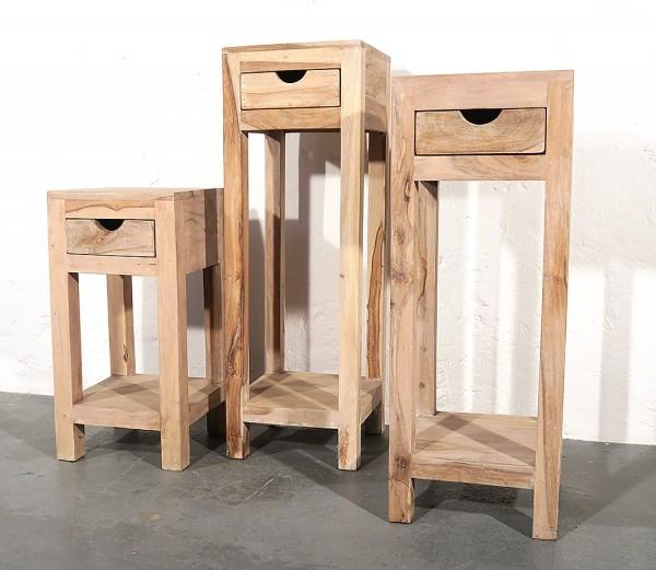 Holz-Konsole