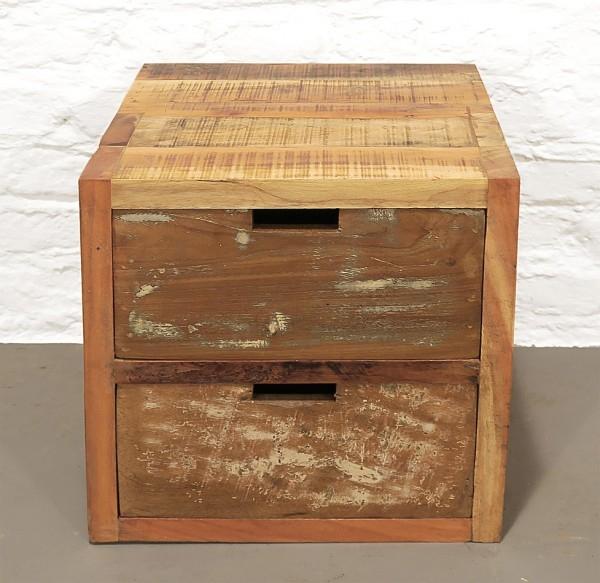 Cube Recycleholz