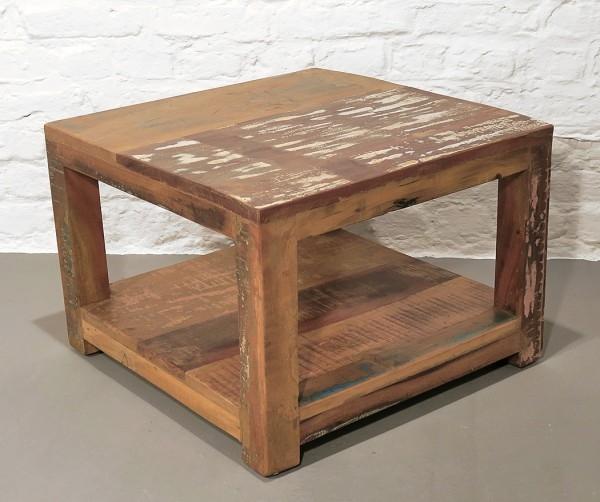 Coffeetable Recycleholz