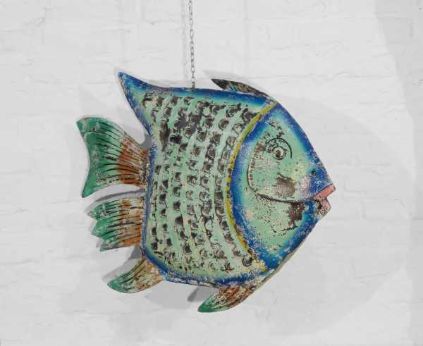 Deko Fisch Metall-Copy-Copy