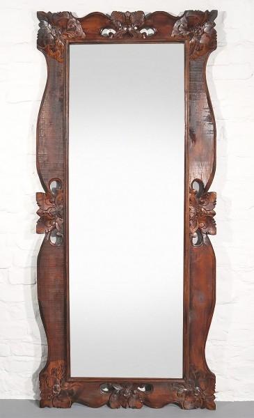 Spiegel - geschnitzt