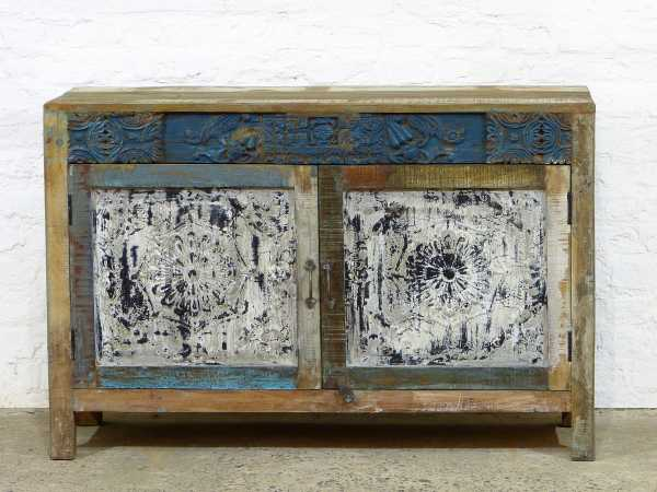 Sideboard Vintage Recycltholz