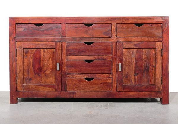 Sideboard Sheesham Holz