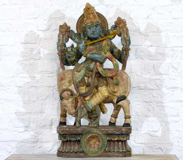 Krishna Handgearbeitet