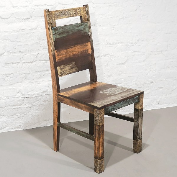 Stuhl Massivholz