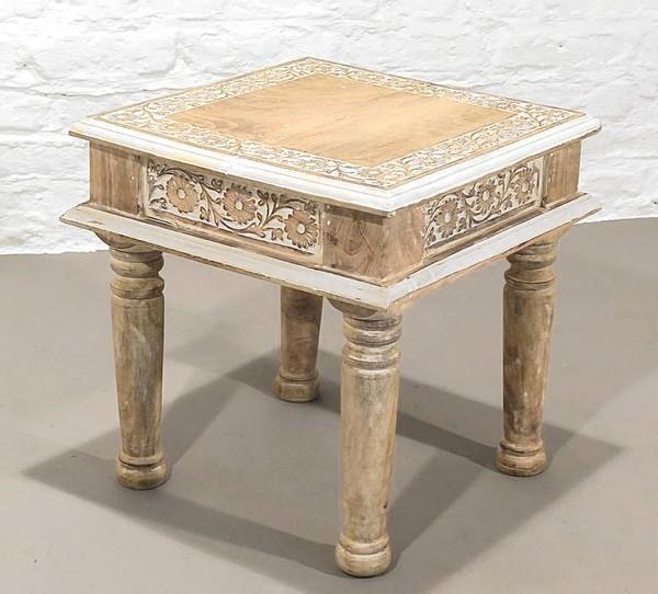 Tischchen Akazien Holz