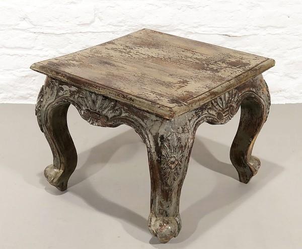 Beistelltisch Old India Tisch