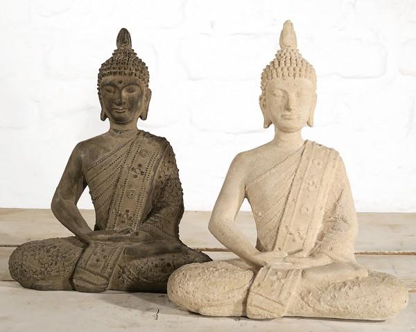 Buddha Tipi Steinguss