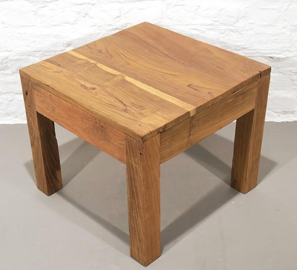 Tisch Recycleholz natur