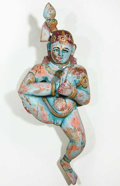 Krishna Figur