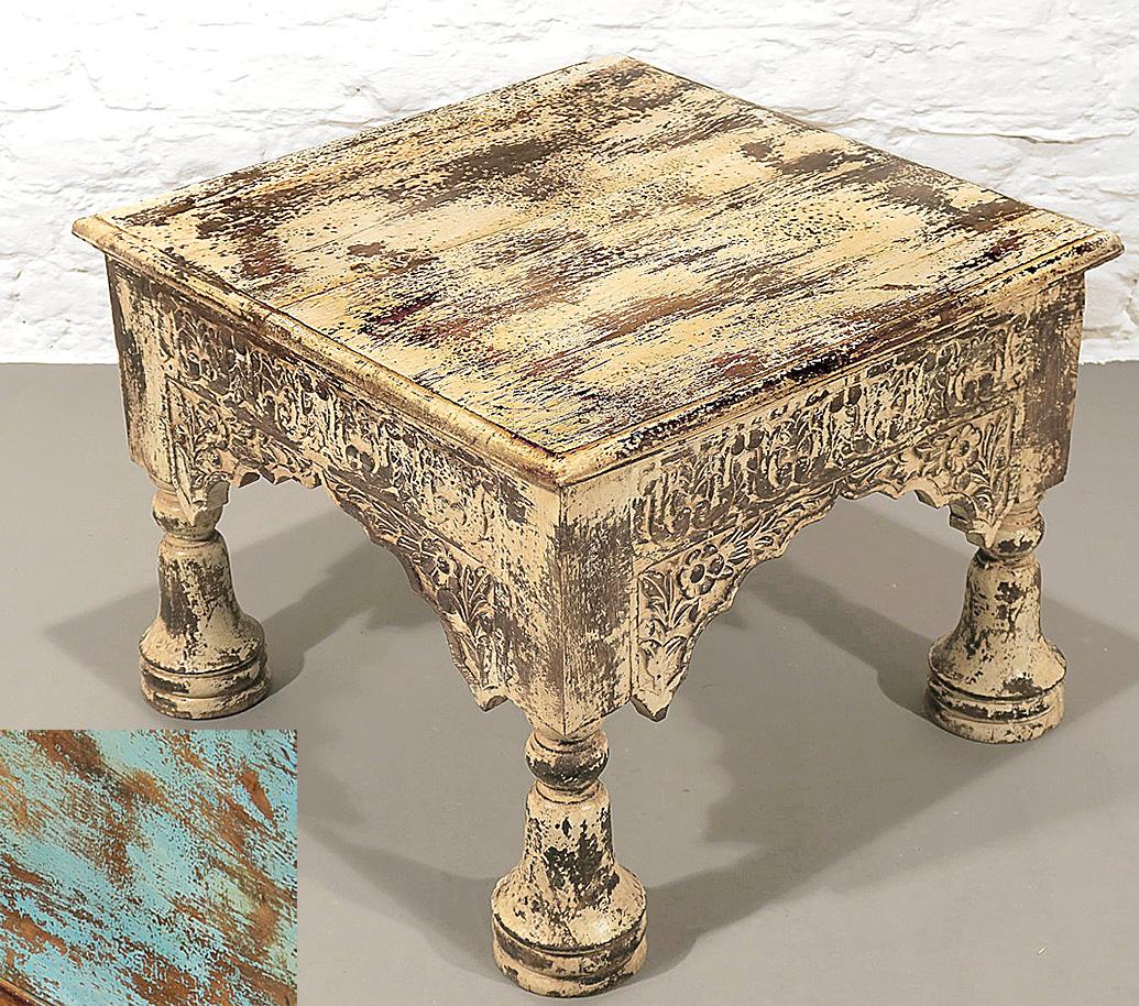 Sofa-Tisch, Old India Vintage | OH!Calcutta