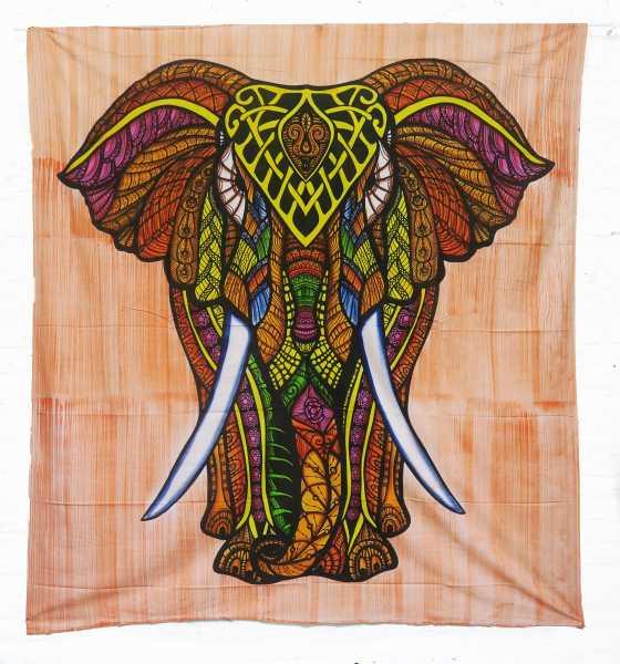 Tagesdecke Elefant