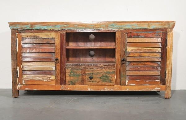 Sideboard Recycleholz