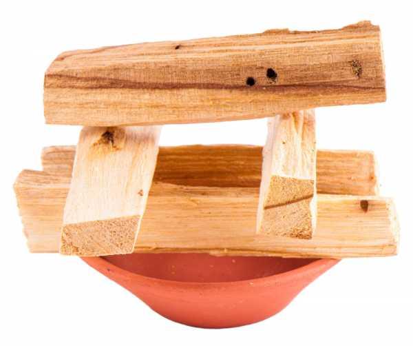 Palo Santo Holzstäbe, 5 Stück